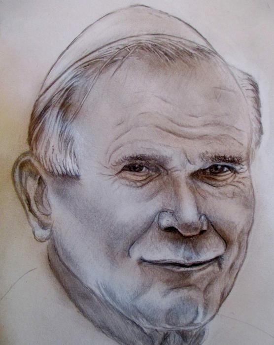 John Paul II by pibeste